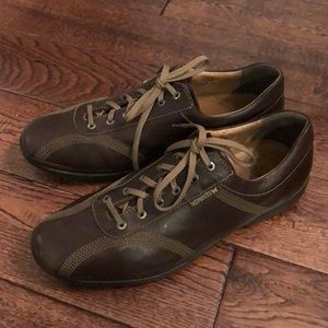 EUC Mephisto Men's lace up shoes sz 12